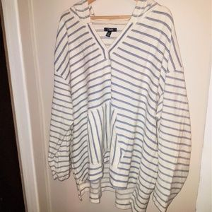 Chaps Sweaters - CHAPS Hooded Sweater 3X